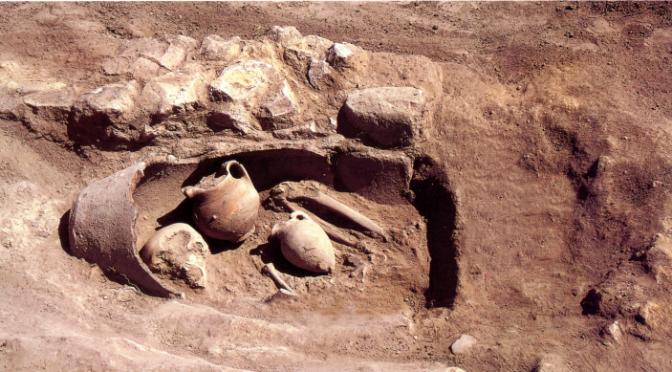 Les dépôts alimentaires dans les tombes d'Anatolie centrale au IIe millénaire av. J.-C.