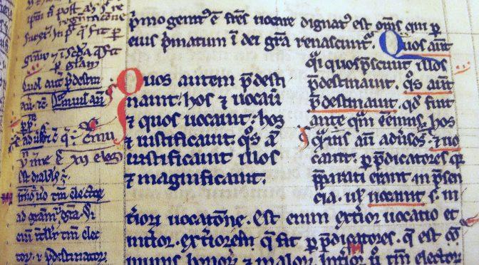 Comment étudier les Commentaires pauliniens d'Étienne Langton ? L'origine et l'histoire de la transmission du Commentaire de Langton à l'Épître de Saint Paul aux Romains.