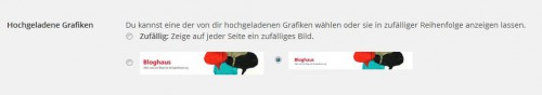 Bloghaus 2011 - Zufall