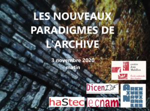 séance: l'intelligence artificielle au service des archives