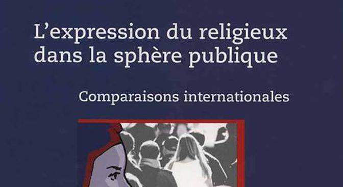 L'expression du religieux dans la sphère publique