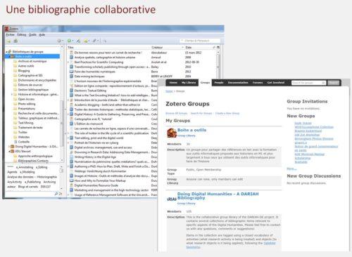 Zotero_biblio_collaborative