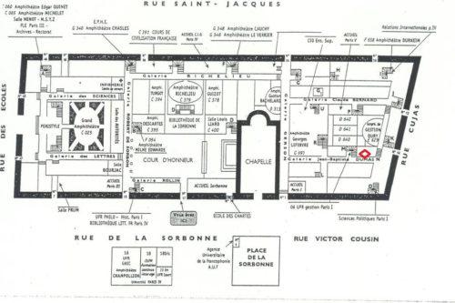 Sorbonne-plan