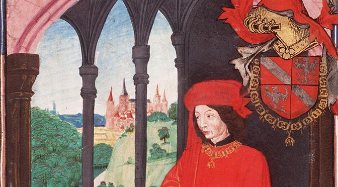 Soutenance de thèse : Le patrimoine fortifié du lignage de Neufchâtel-Bourgogne (XIIIe-XVIe siècles)