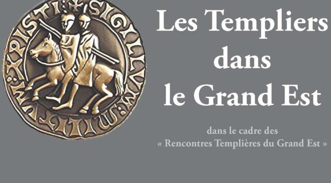 Journée d'étude – Les Templiers en Lorraine