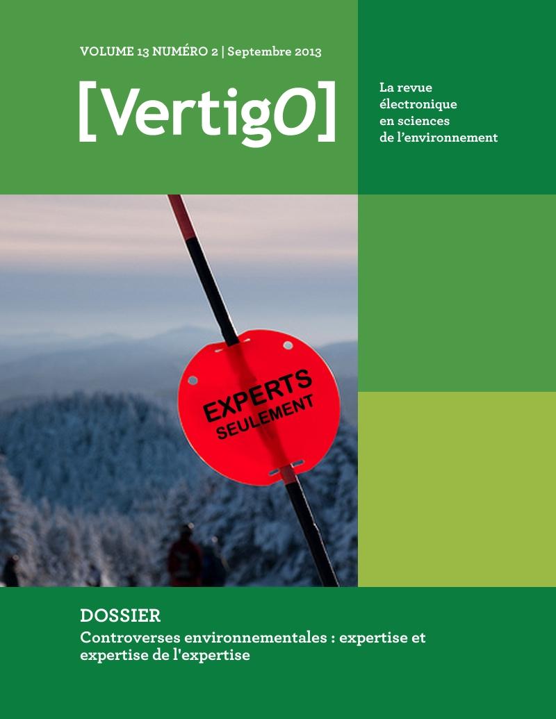 Parution du dossier «Controverses environnementales : expertise et expertise de l'expertise»