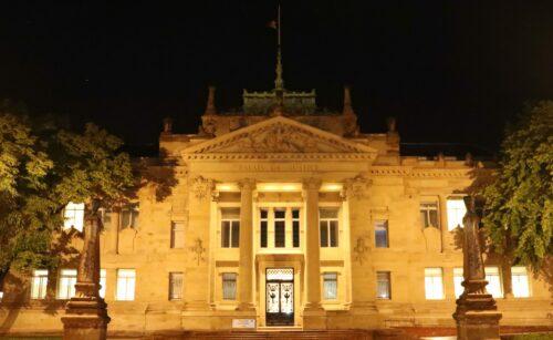 Palais de Justice Strasbourg