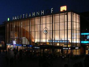Kölner Hauptbahnhof; Quelle: flickr.com
