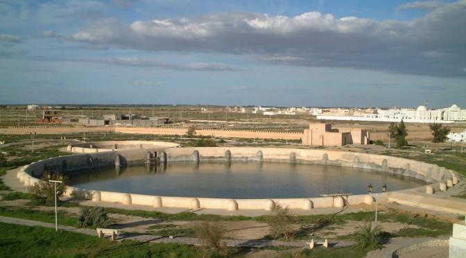 Citerne_Aghlabide,_Kairouan fr.wikipedia.org