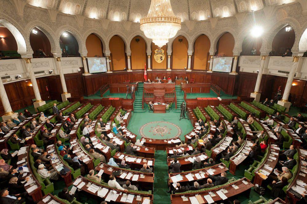 Assemblée des représentants du peuple (ARP). © D.R.