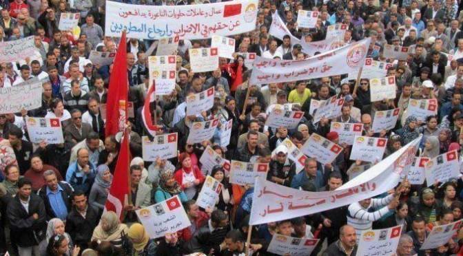 Mouvements sociaux : quel impact dans le processus de construction démocratique ?