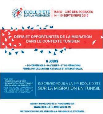 Défis et opportunités de la migration dans le contexte tunisien