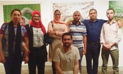 L'Ecole doctorale itinérante Maghreb-Afrique subsaharienne de l'IRMC, témoignage d'une doctorante