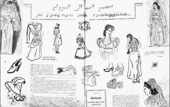 Images et représentations des femmes au travers de la presse féminine proche du Parti communiste de Tunisie