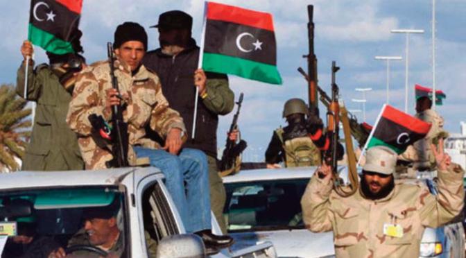 Composer avec le champ politique post-révolutionnaire en Libye : les réseaux kadhafistes et leur restructuration