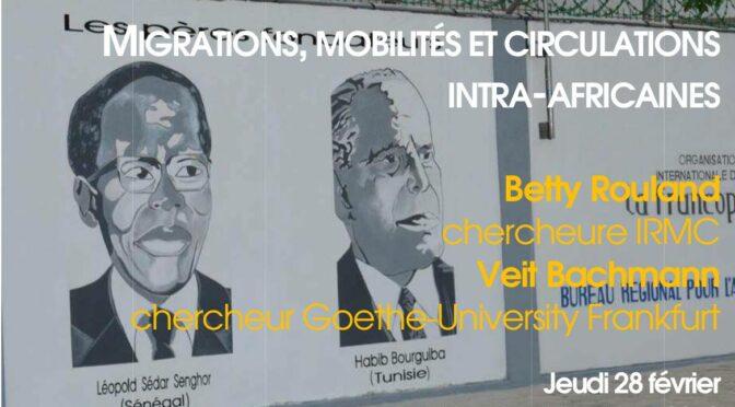 Compte-rendu du séminaire de recherche « Migrations, mobilités et circulations intra-africaines : savoirs, critiques et méthodes »