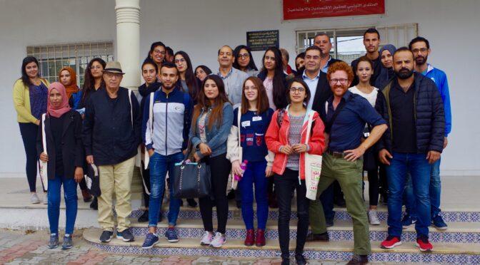 Masterclass « Environnement, déchets et économies de recyclage dans le Maghreb contemporain »