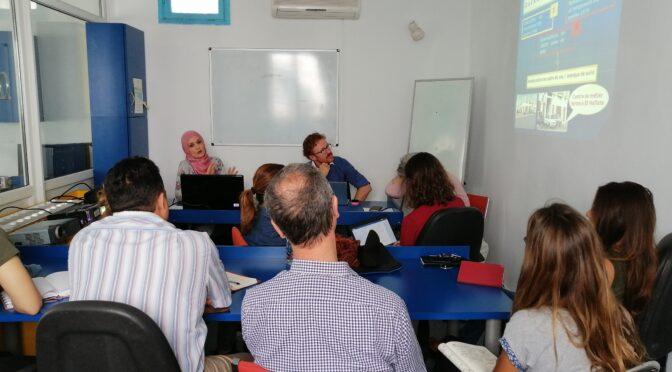 Création d'un nouveau séminaire « Al-khamis fil Studio  »