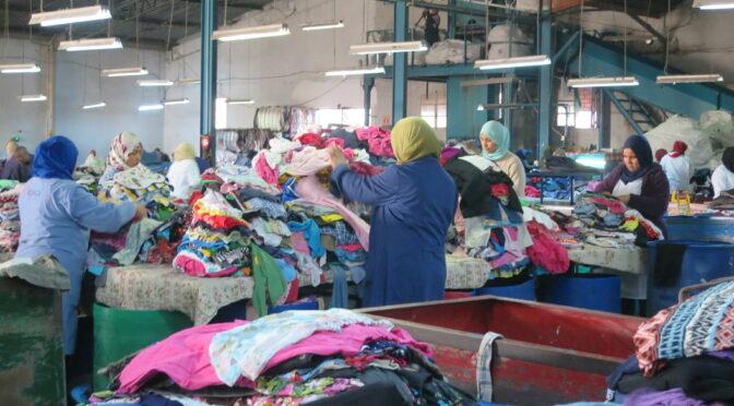 Une économie qui fait la ville : la fripe à Tunis