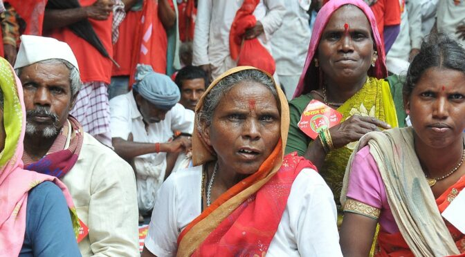 Why are Indian Farmers Marching against the Government of Narendra Modi