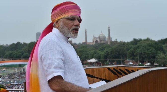 Reading PM Modi, through his speeches
