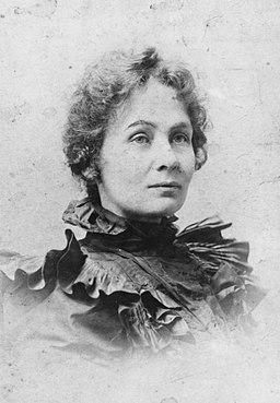 Portrait von Emmeline Pankhurst