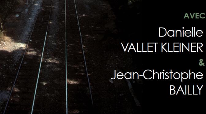 SÉANCE DU 9 AVRIL 2015 – DANIELLE VALLET KLEINER ET JEAN-CHRISTOPHE BAILLY