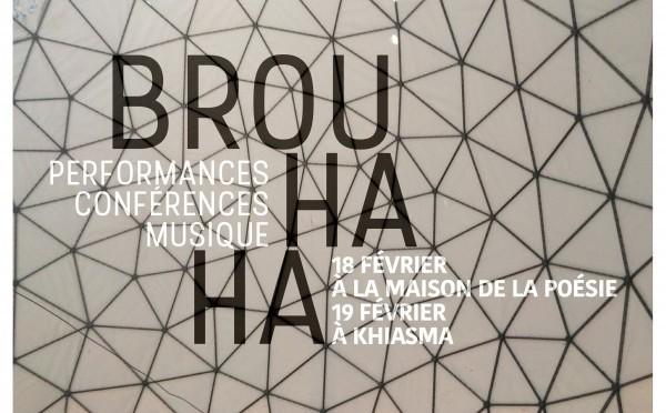 Soirées Brouhaha, Les mondes du contemporain par Lionel Ruffel