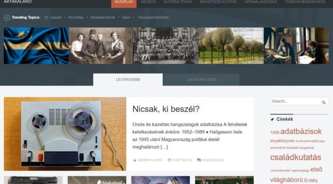 Adventures in the Acts (Aktakaland), ein ungarisches Archivspiel