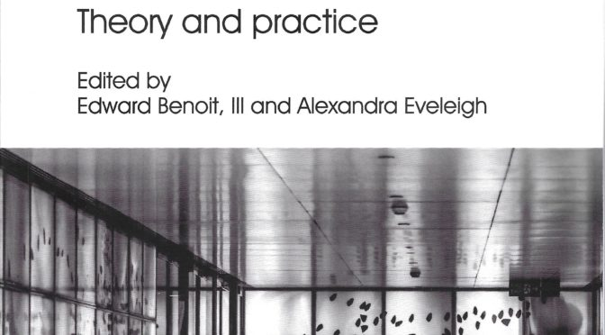 Neuerscheinung: Participatory Archives. Theory and practice (2019)