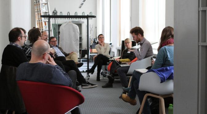 #IGforArchives – Bericht und Ergänzungen aus der ArchivCamp-Session