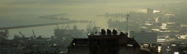 Vue d'Alger, déc. 2013 ©Malika Rahal