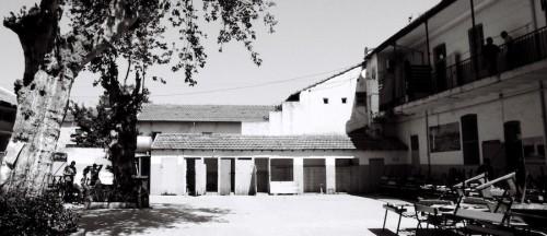 École centre de vote, Boufarik, 17 avril 2014 ©Malika Rahal