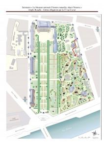 Plan d'accès à l'amphi Rouelle