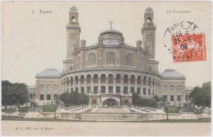 Musée d'ethnographie du Trocadéro