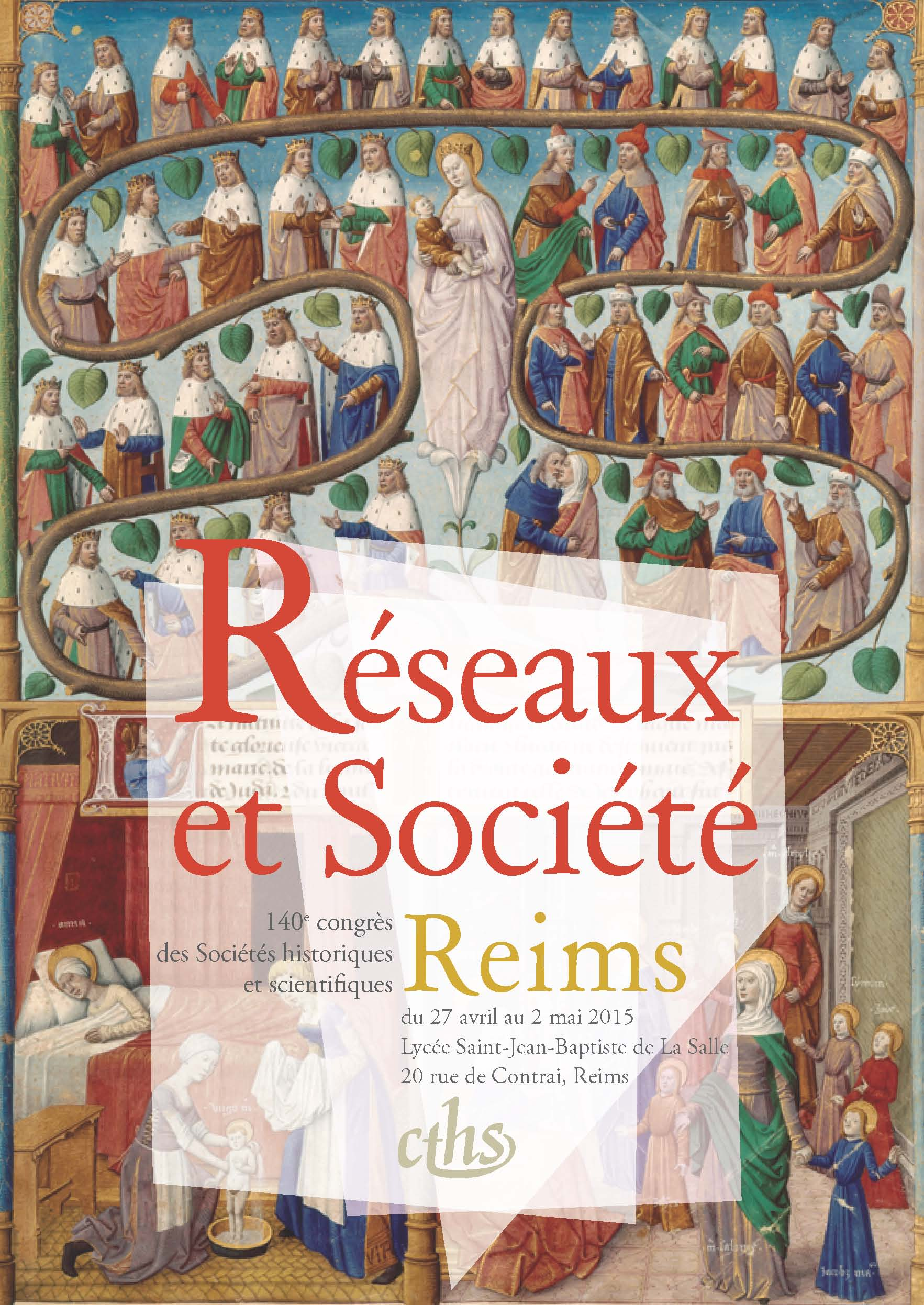 140e Congrès CTHS Reims 2015