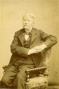 Albert Gaudry (1897) (BCM- MNHN)
