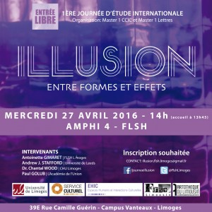Affiche Illusion