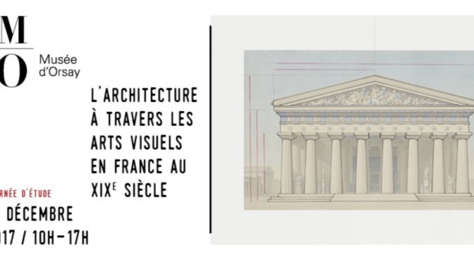 Maude Bass-Krueger will be speaking on fashion and architecture @ Musée d'Orsay on December 15.