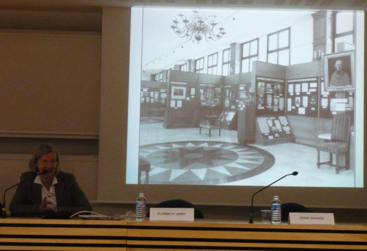 Exposition des archives départementales de Maine-et-Loire