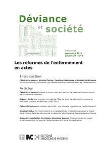 Deviance_et_societe