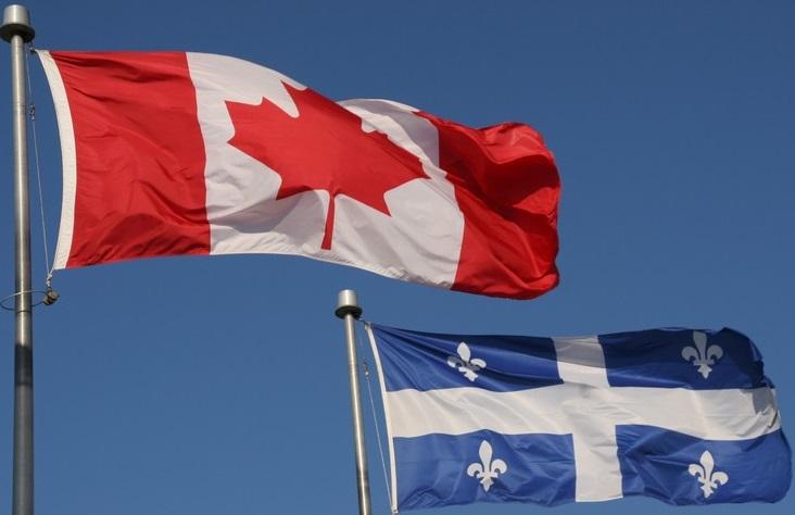 canada-quebec-drapeaux
