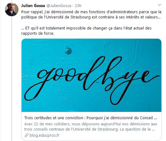 https://blog.educpros.fr/julien-gossa/2020/06/24/trois-certitudes-et-une-conviction-pourquoi-jai-demissionne-du-conseil-dadministration-de-universite-de-strasbourg/