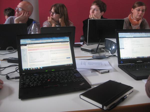 <em>Carnet de recherche moderne et à l'ancien:</em> Vom Block zum Blog.