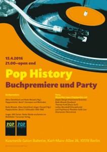 PopWorkshop-Party-Plakat