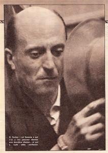 Gabriel Socley en 1960. Détective du 12 août 1960