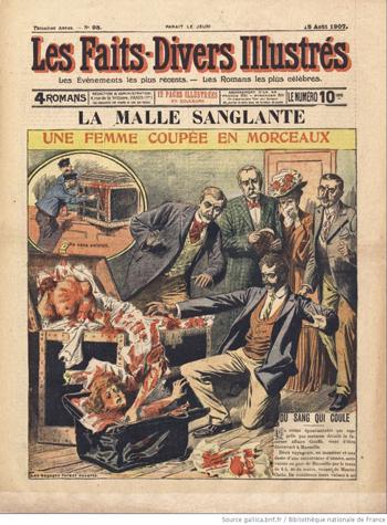L'affaire Vere saint-Leger Goold