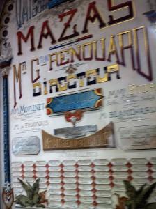 Inauguration de la prison parisienne de Mazas