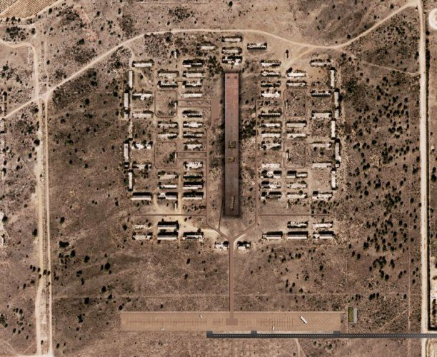 Emplacement du mémorial sur le site, source : Agence Ruddy Ricciotti