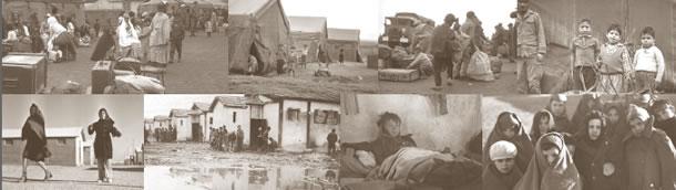 Images d'archive du camp, Source CG 66